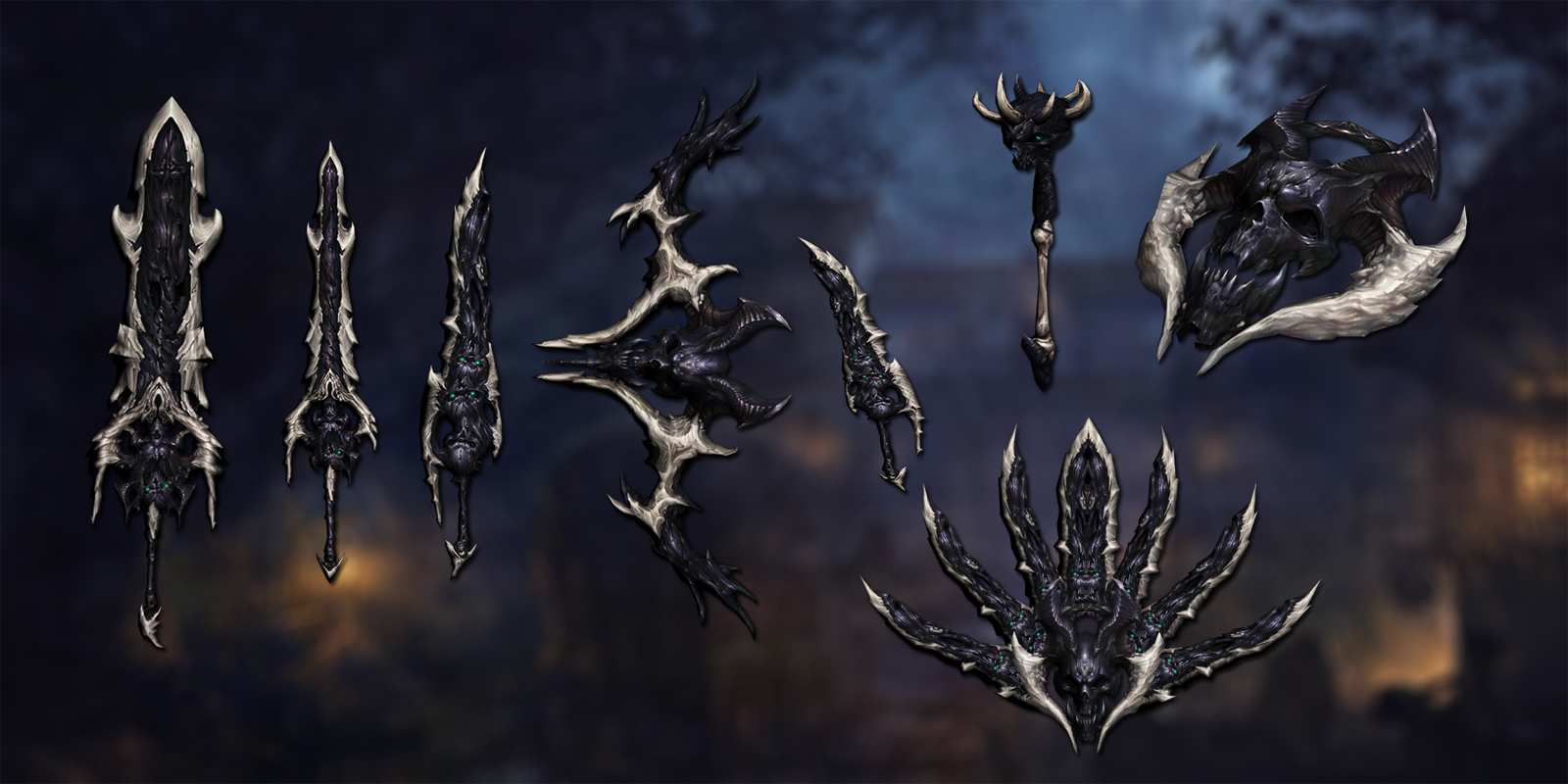 Demon set