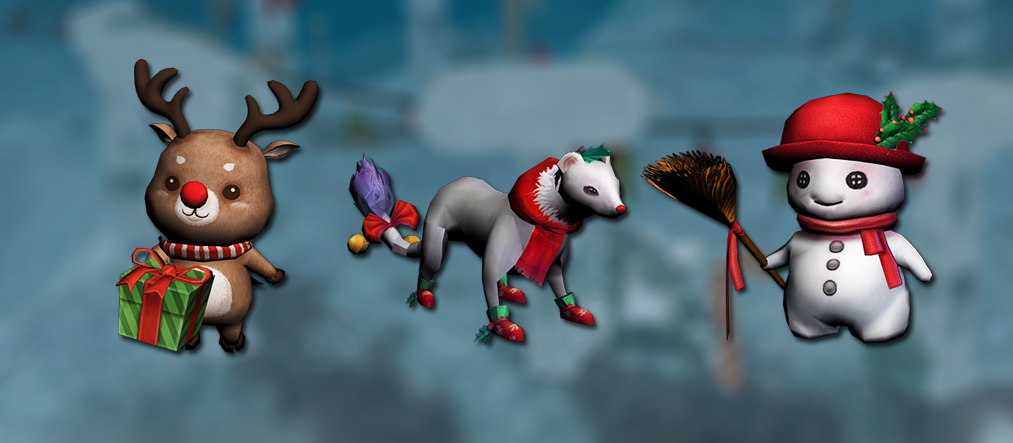 Christmas pets!!