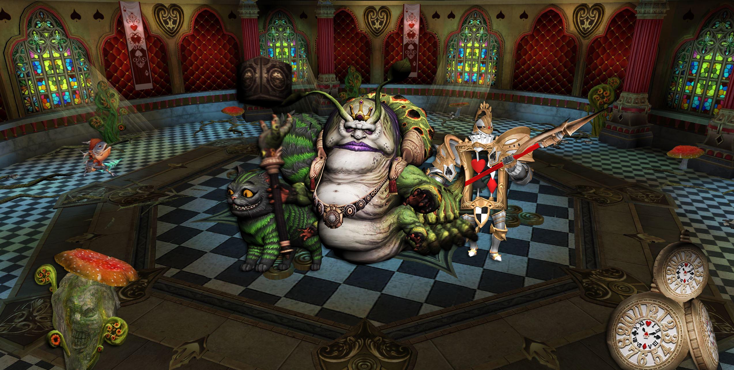 Wonderland palace