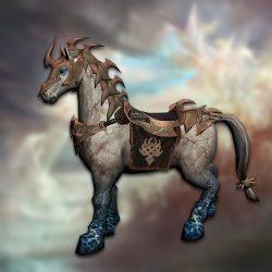 mount_antique_horse