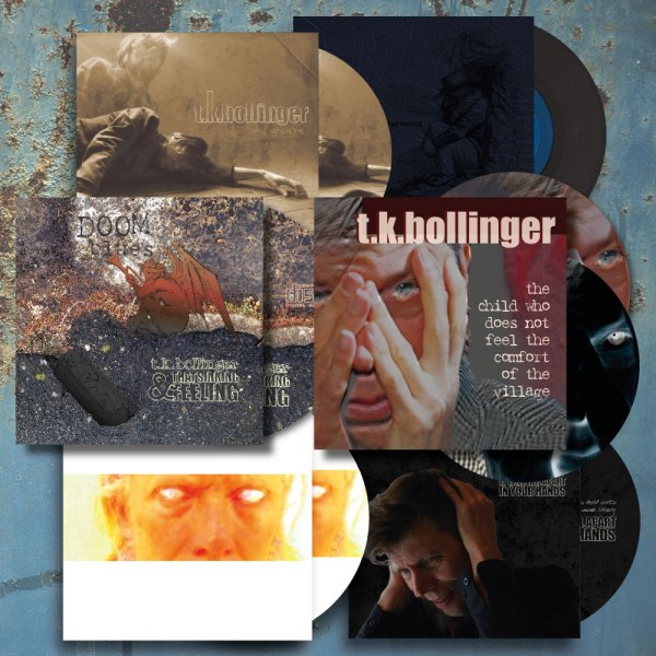 6 CD Covers