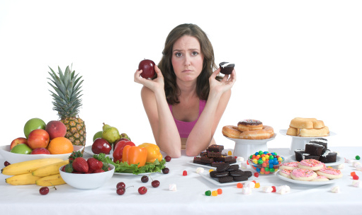 Are you scared to say NO to junk food? - Pledge To Be Healthy, LLC