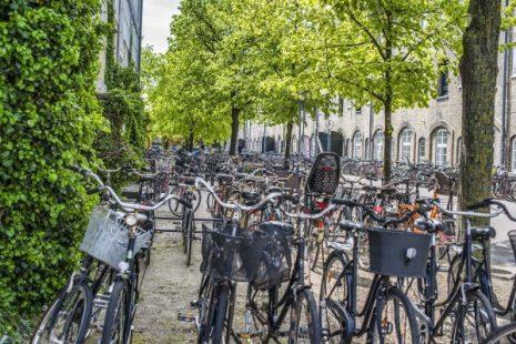 Copenhague, cité des vélos