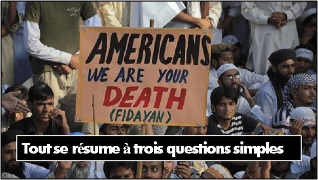 FUTURS TERRORISTES MUSULMANS