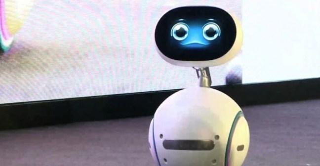 Robot asistente para Personas Mayores