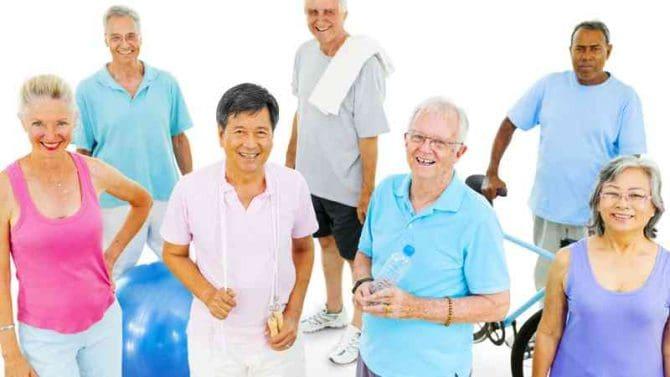 Demencia y actividad física