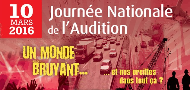 19è Journée Nationale de l'Audition