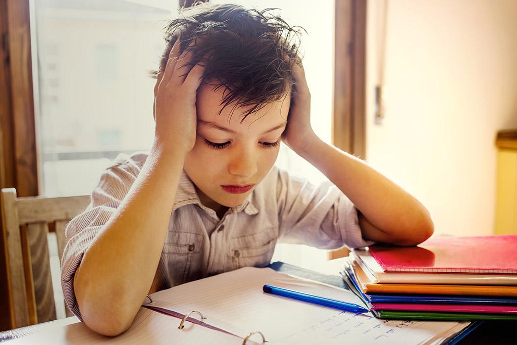 stress enfant