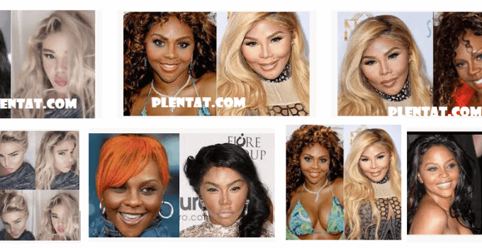 Lil Kim Plastic Surgery Before And After American Rapper