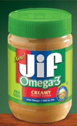 jif peanut butter vegan