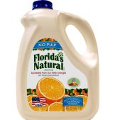 orange juice not vegan