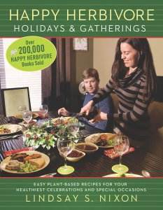 happy herbivore holiday cookbook