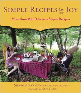 simple recipes for joy 2014 vegan cookbook