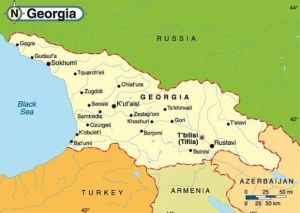 Here is where Georgia is located, in case you need a geography lesson ;)