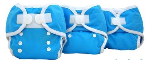 prefold diaper covers
