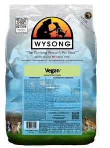 wysong vegan dog food