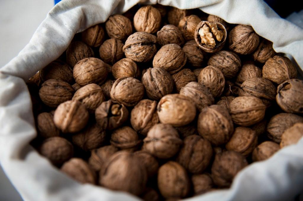 Tryptophan: Walnuts