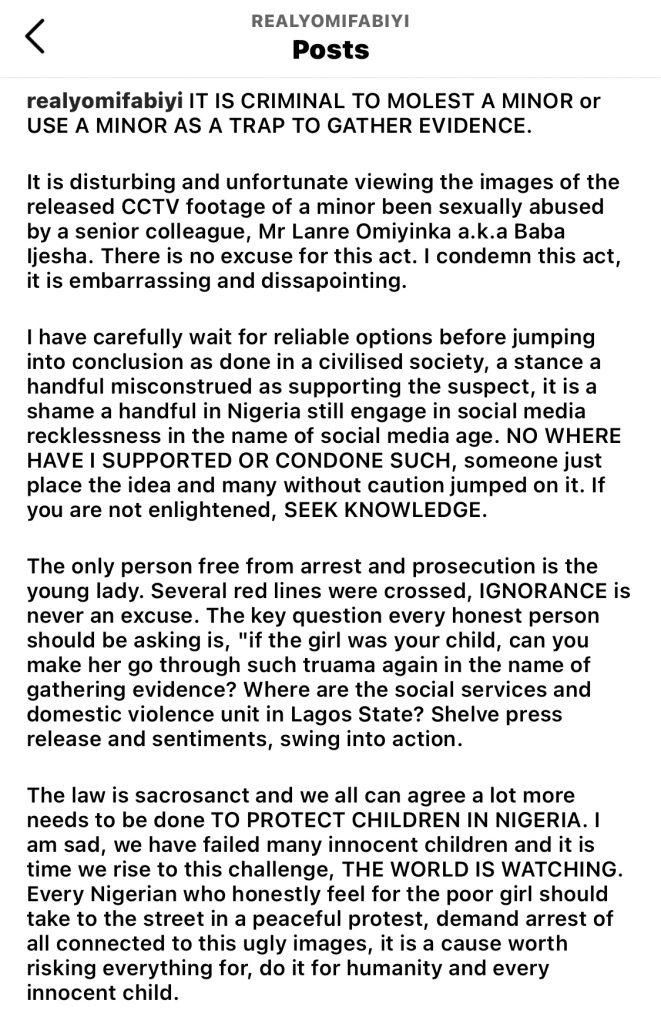 Yomi Fabiyi Drags Iyabo Ojo And Princess After The Release Of The Censored Video, He Says They Should Be Arrested | A Must Read