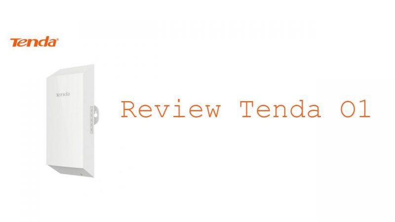 review tenda o1