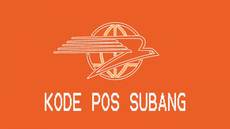 kode pos kota subang