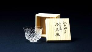 ペットボトルに刻まれた伝統芸能「江戸切子ペットボトル」/本物のグラスが当たるキャンペーン開催