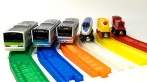 3Dプリンターでつながる日本と海外のおもちゃの線路,オリジナル線路のリクエスト受付も