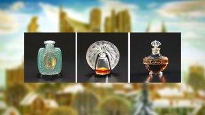 ルネ・ラリック&バカラのヴィンテージ香水瓶を中心とした展覧会が資生堂アートハウスで開催