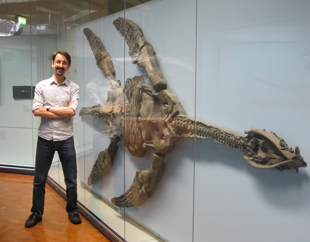 Dr Adam Stuart Smith, Plesiosauria.com