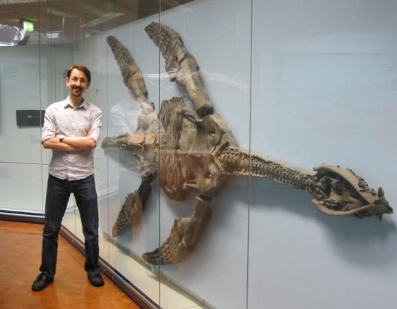 Dr Adam Stuart Smith, Plesiosauria.com