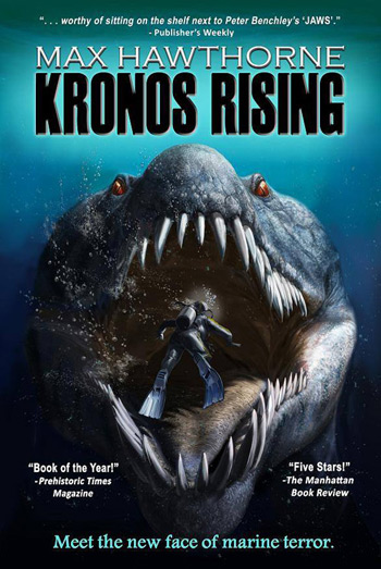 Kronos Rising new cover
