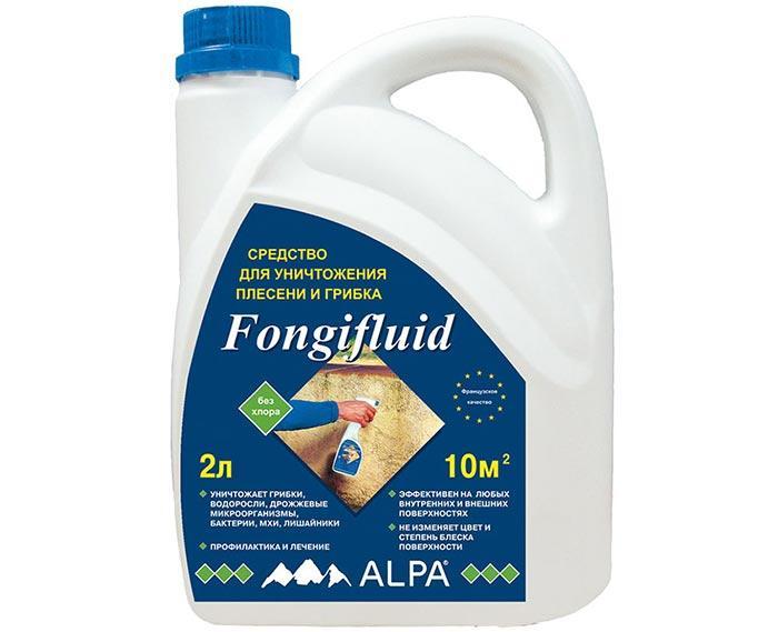 Fongiflude Alps көгеруден