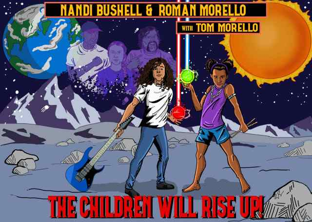 """The Children Will Rise Up"""""""