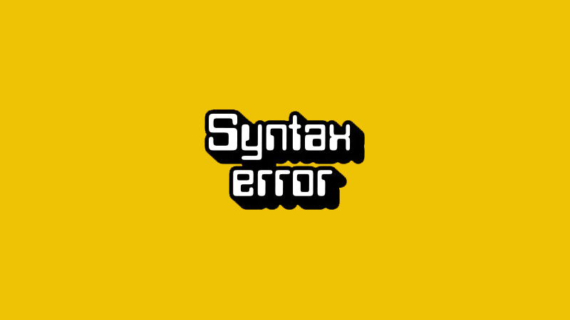 How to fix a syntax error in PHP that crashes your WordPress site