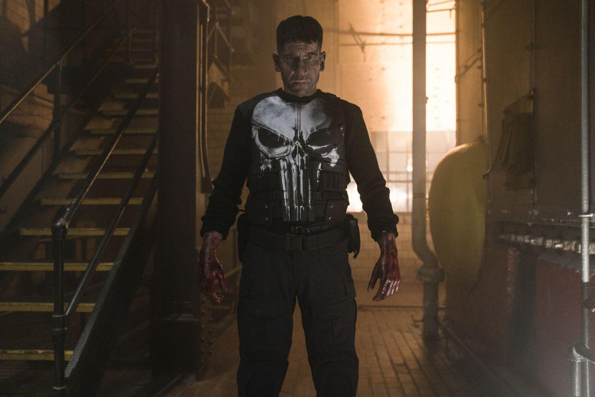 Frank Castle (John Bernthal) en la temporada 1 de The Punisher. Imagen: SuperHeroHype