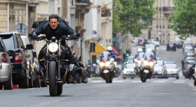 ¿Qué escenas peligrosas tendrá Tom Cruise como Ethan Hunt en Mission: Impossible 7 (2021) y Mission: Impossible 8 (2022)?. Imagen: Mission: Imposible Twitter (@MissionFilm).