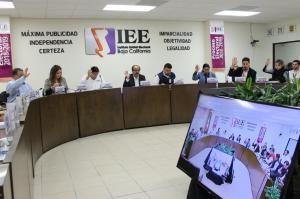 No cumplen requisitos ante el IEEBC, por falta de apoyo, dos aspirantes a gobernador