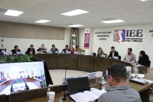 Comisión del IEEBC enviará al Consejo General propuestas de educación cívica, democrática y de vinculación con la academia