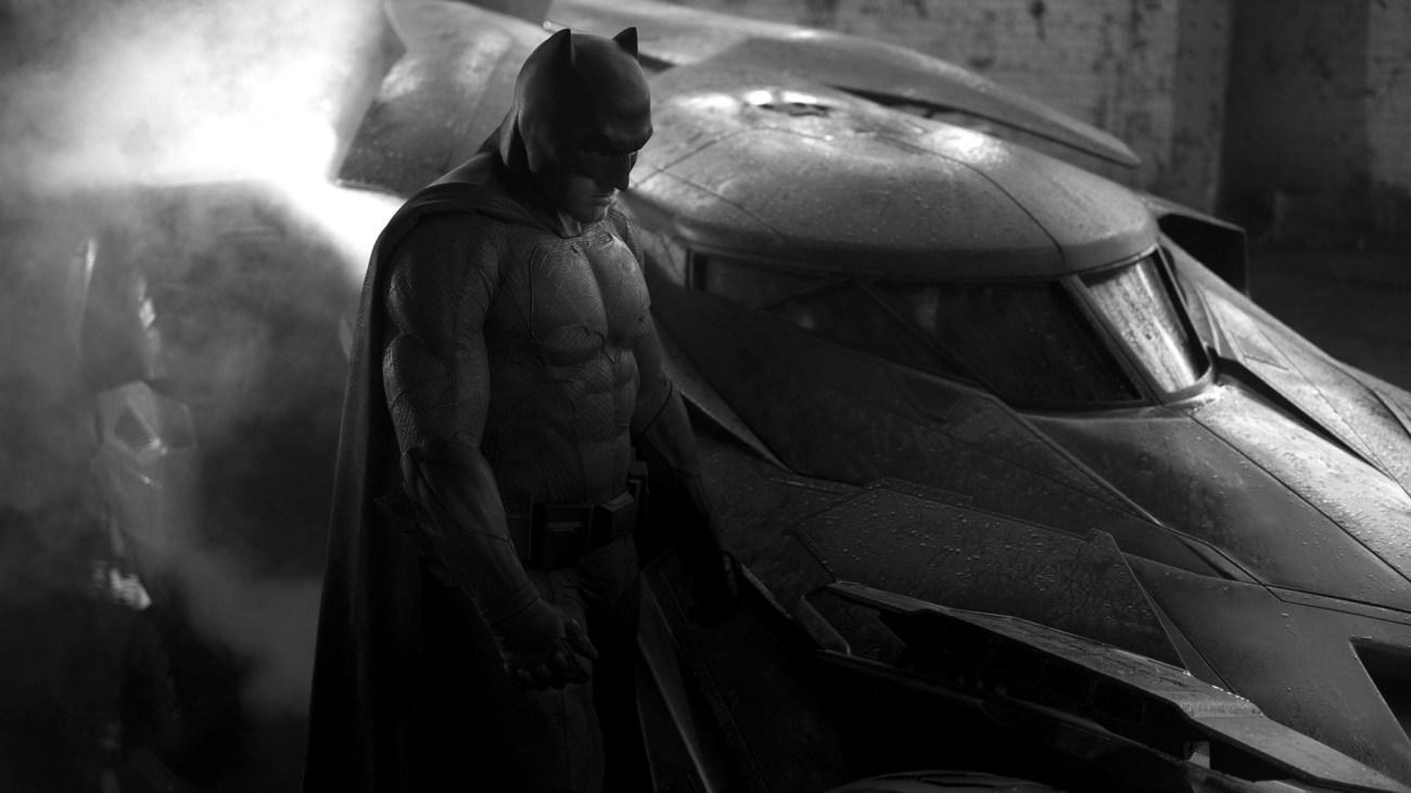 Batman (Ben Affleck) en Batman v Superman: Dawn of Justice (2016). Imagen: fanart.tv