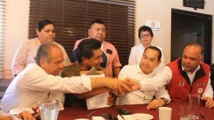 Si ganan van por la municipalización de San Quintín dicen los candidatos del PRI