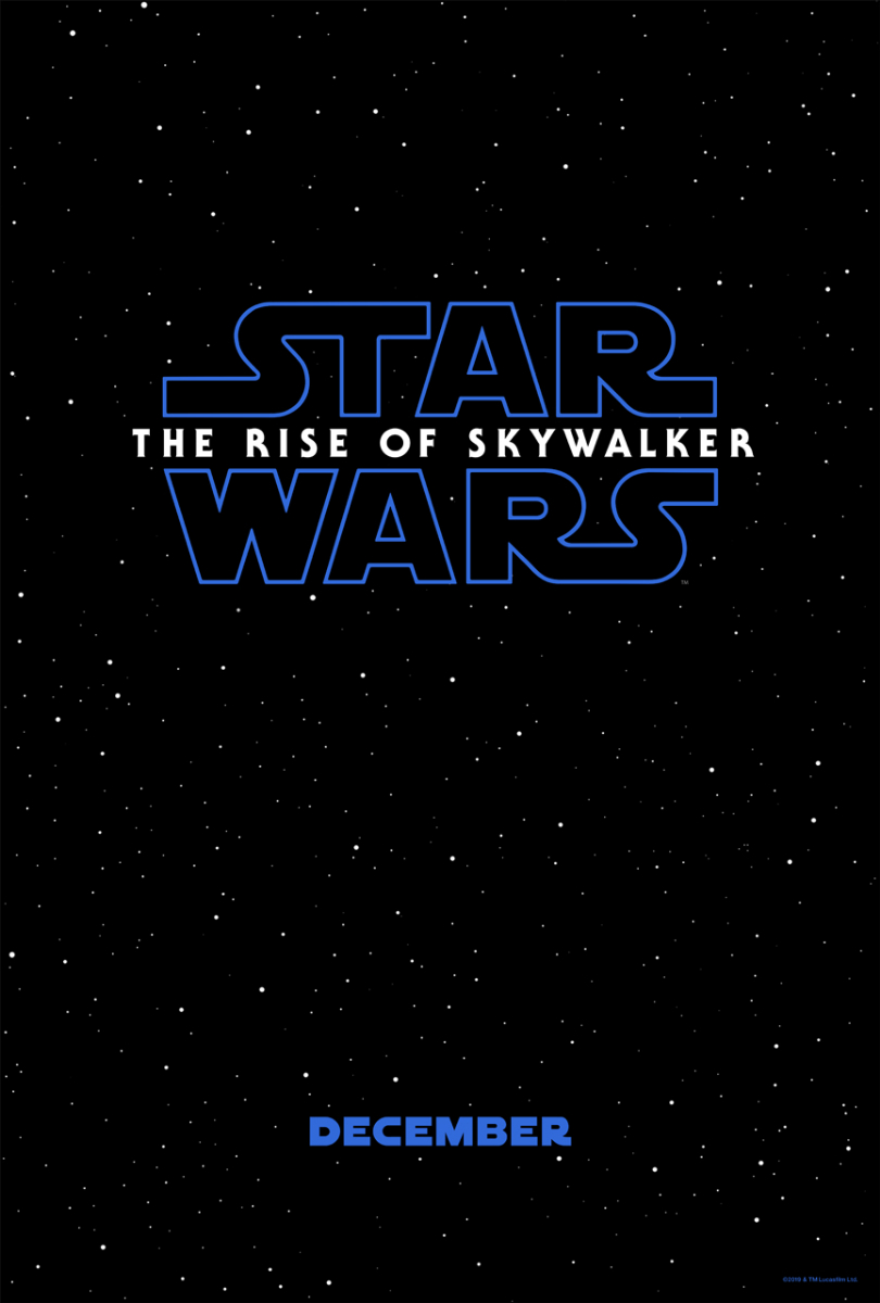 Póster de Star Wars: The Rise of Skywalker (2019). Imagen: Newsarama
