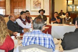 Anuncia Ayala que gestionará proyectos hídricos para Ensenada