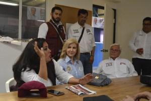 Tendrán prioridad en el Congreso las delegaciones alejadas de la mancha urbana anuncia Miriam Cano