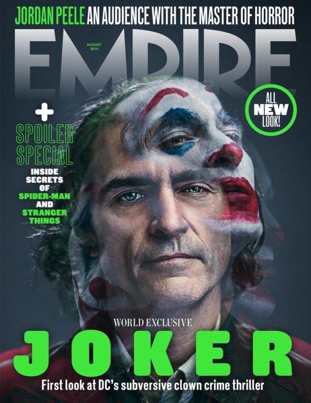 Portada de Empire (agosto de 2019). Imagen: Empire Magazine Twitter (@empiremagazine).