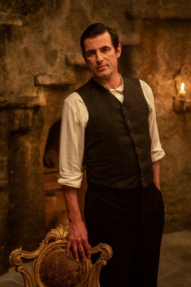 Se cree que el Conde Drácula fue inspirado por Vlad Tepes o Vlad el Empalador (1431-1476). Imagen: BBC/Netflix