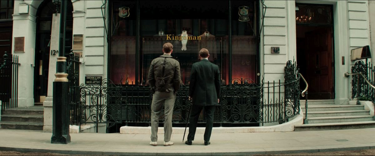 Los agentes de Kingsman toman sus nombres códigos de los Caballeros de la Mesa Redonda. Imagen: SuperHeroHype