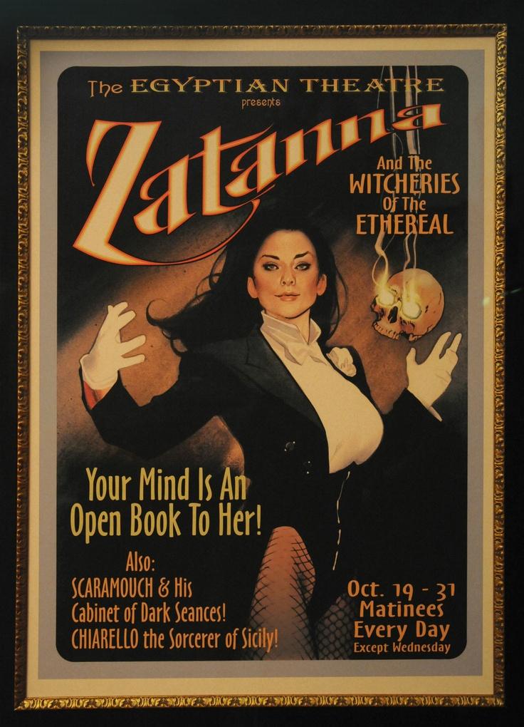Zatanna Zatara por el artista Adam Hughes. Imagen: dc.fandom.com