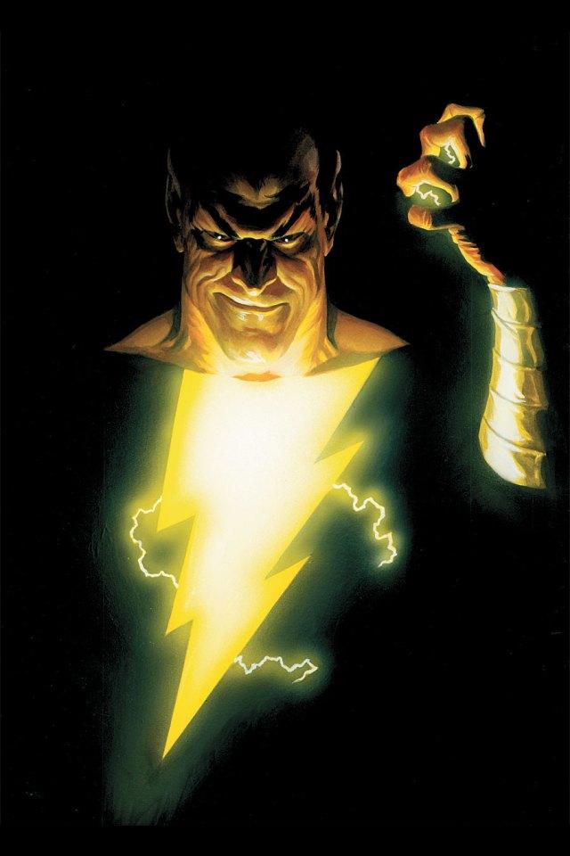 Portada sin texto de Justice Society of America #23 (marzo de 2009) por Alex Ross. Imagen: dc.fandom.com