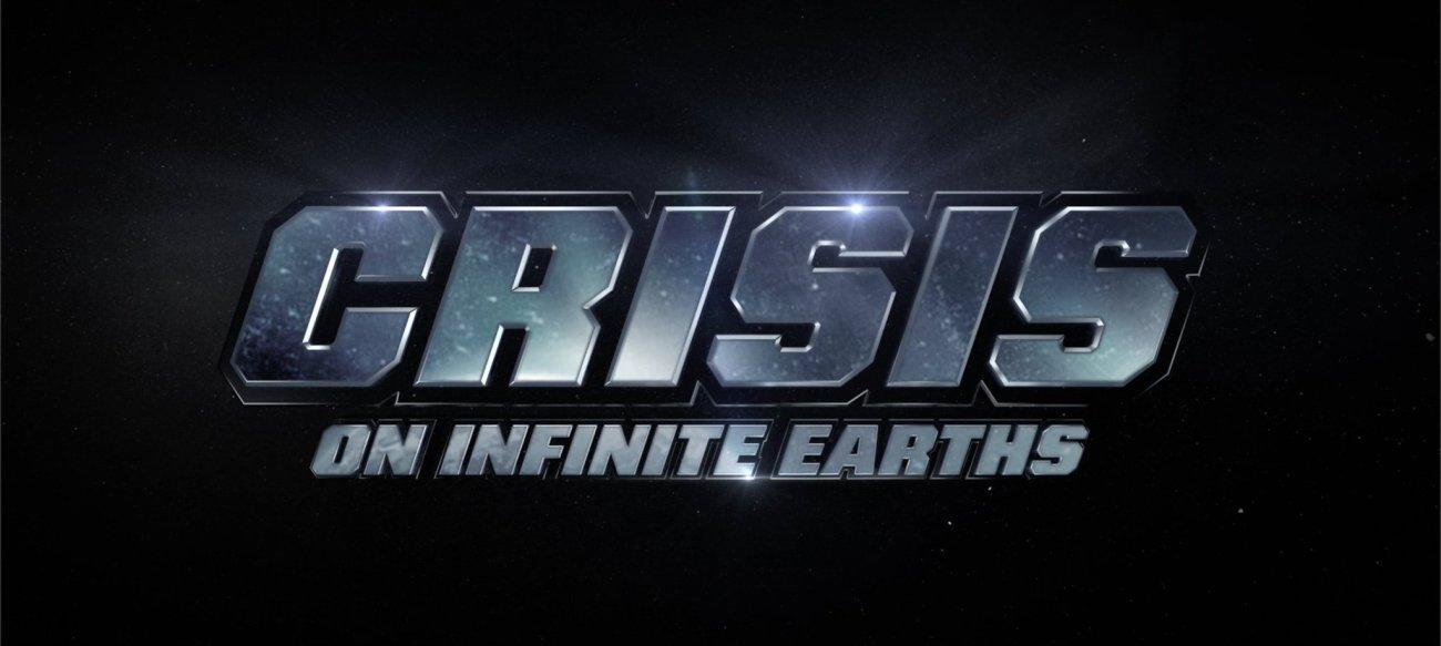 Logotipo de Crisis on Infinite Earths. Imagen: Marc Guggenheim Twitter (@mguggenheim).