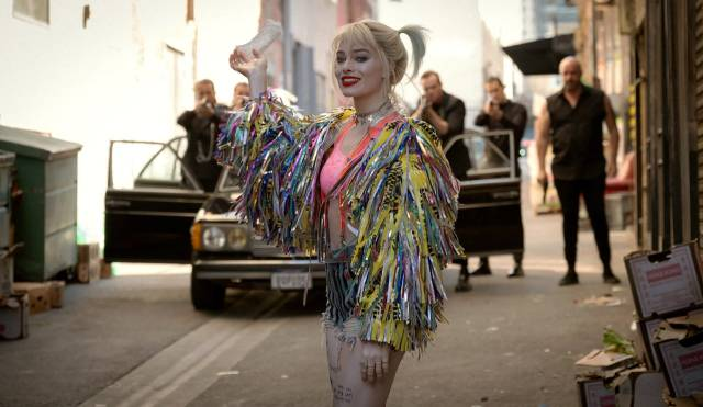 Harley Quinn (Margot Robbie) en Birds of Prey (2020). Imagen: Claudette Barius