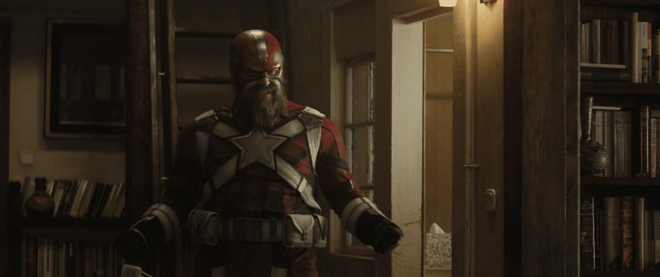 David Harbour como Red Guardian en Black Widow (2020). Imagen: Comic Vine